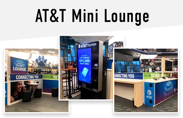 AT&T Mini Lounge