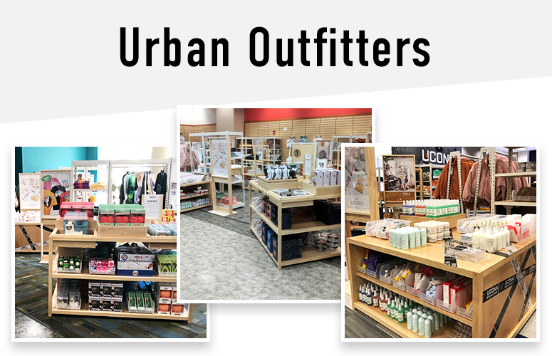 Urban Outfitters Campus Shop
